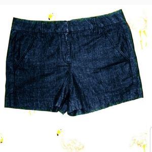 "LOFT Denim 5"" inch Shorts"